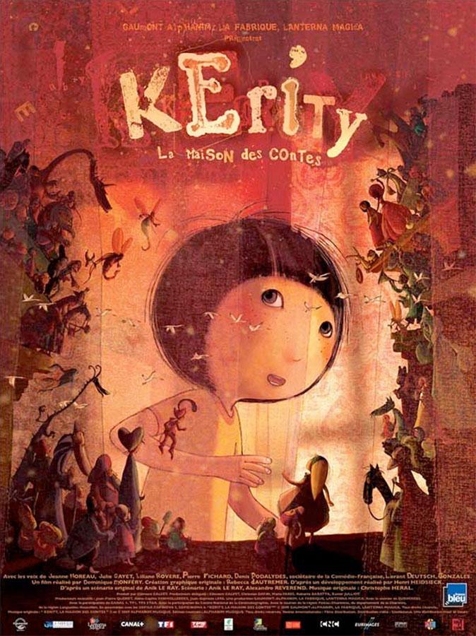Kérity, la maison des contes (Dominique Monféry, 2009)
