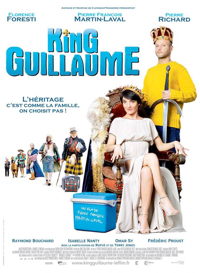 King Guillaume (Pierre-François Martin-Laval, 2009)