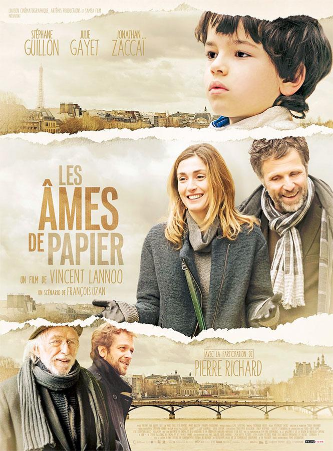 Les Âmes de papier (Vincent Lannoo, 2013)