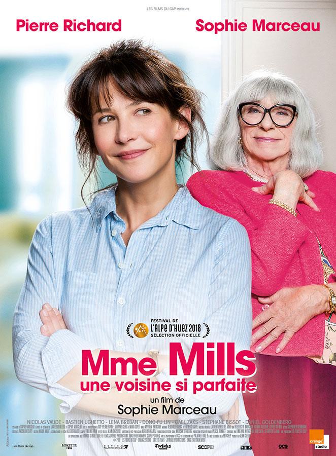 Mme Mills, une voisine si parfaite (Sophie Marceau, 2018)