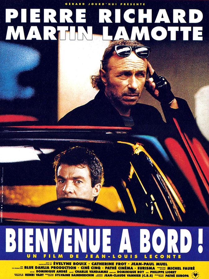Bienvenue à bord ! (Jean-Louis Leconte, 1990)