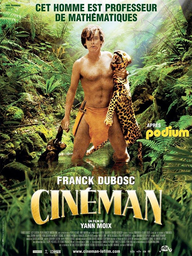 Cinéman (Yann Moix, 2009)
