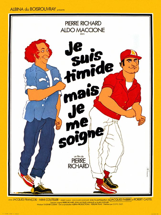 Je suis timide mais je me soigne (Pierre Richard, 1978)