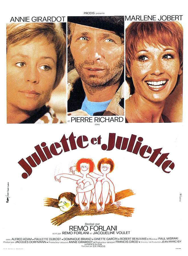 Juliette et Juliette (Rémo Forlani, 1974)