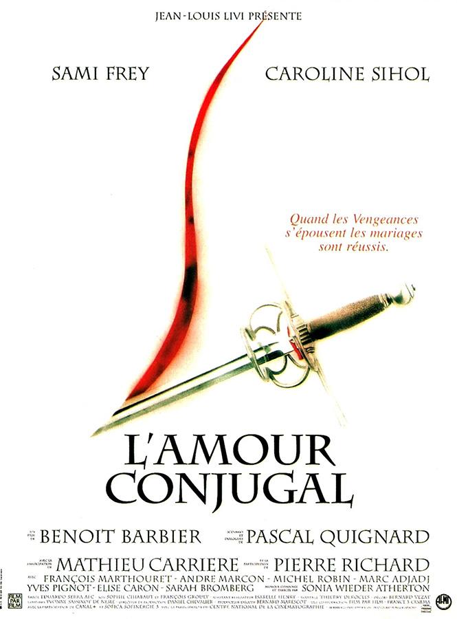 L'Amour conjugal (Benoît Barbier, 1995)