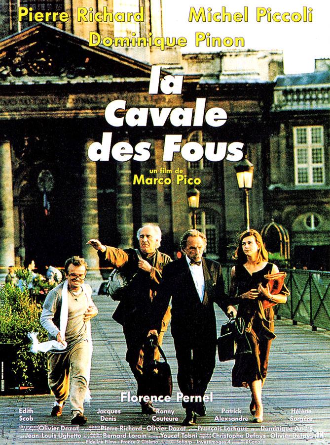 La Cavale des fous (Marco Pico, 1993)