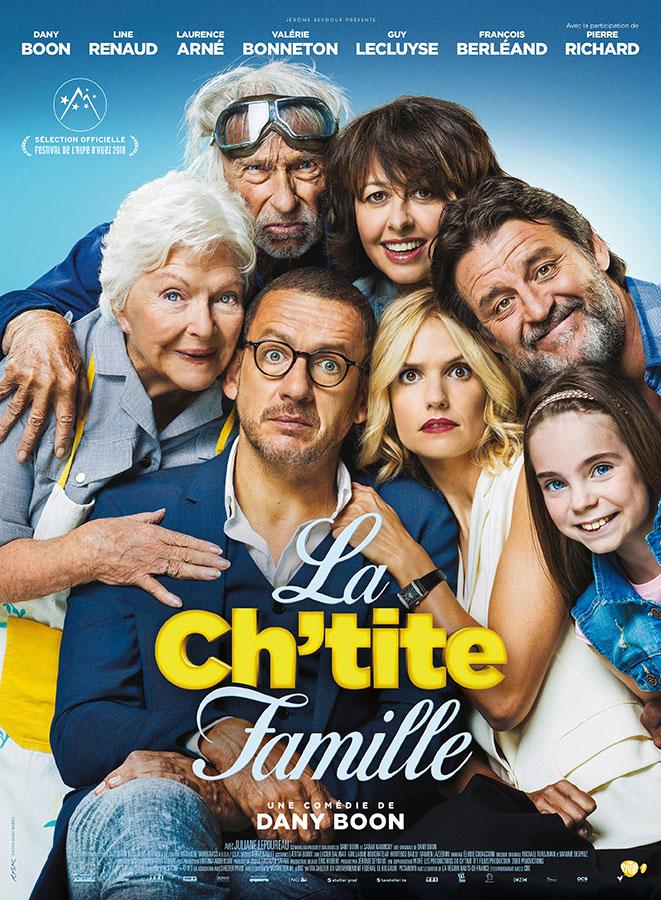 La Ch'tite famille (Dany Boon, 2018)