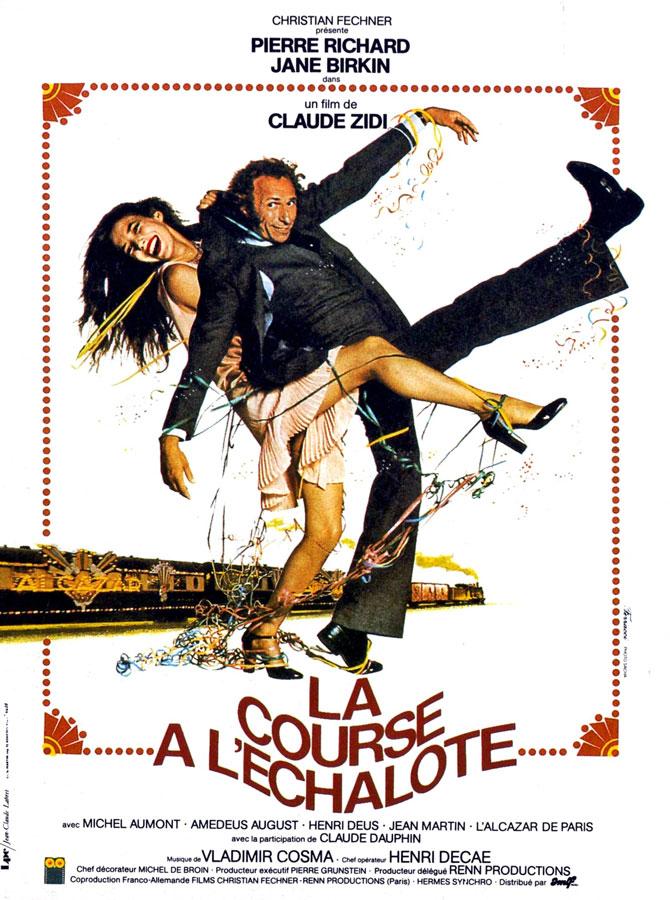 La Course à l'échalote (Claude Zidi, 1975)
