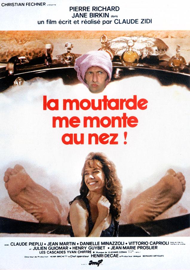 La Moutarde me monte au nez (Claude Zidi, 1974)