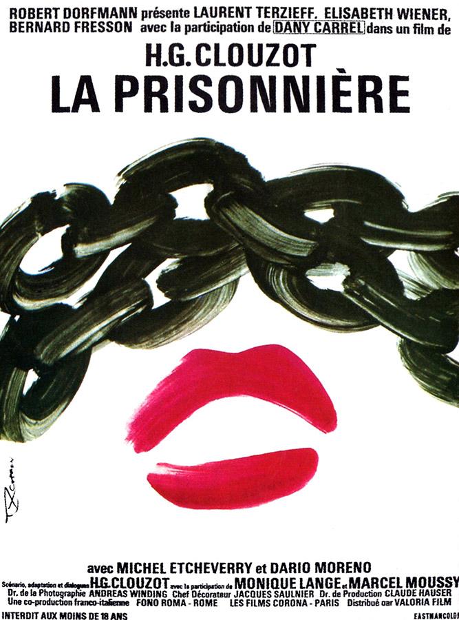 La Prisonnière (Henri-Georges Clouzot, 1968)