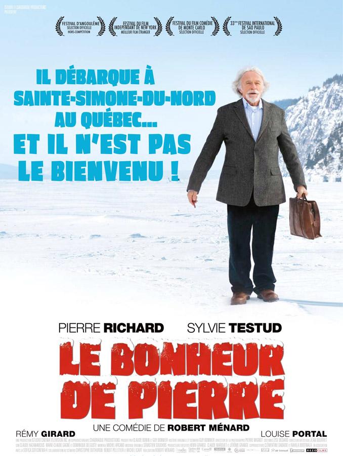 Le Bonheur de Pierre (Robert Ménard, 2009)