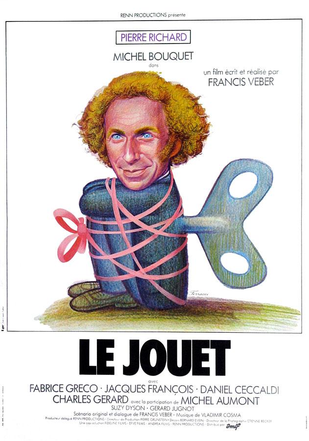 Le Jouet (Francis Veber, 1976)