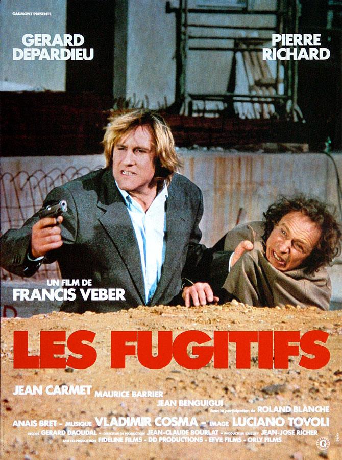 Les Fugitifs (Francis Veber, 1986)