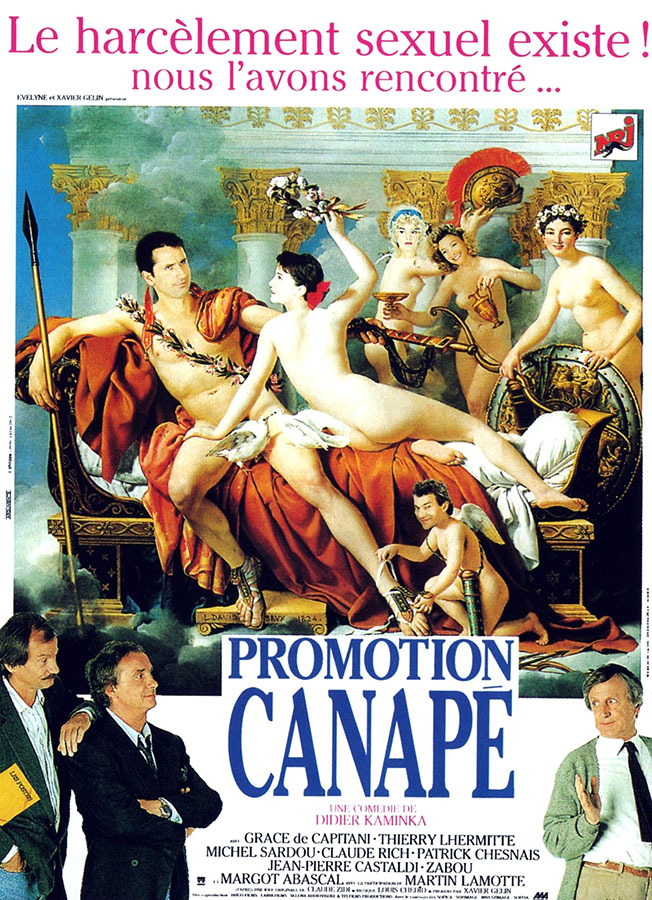 Promotion canapé (Didier Kaminka, 1990)