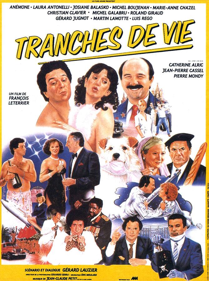 Tranches de vie (François Leterrier, 1985)
