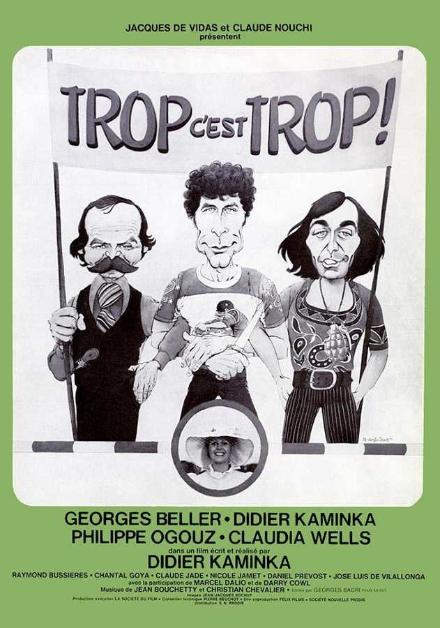 Trop c'est trop ! (Didier Kaminka, 1975)