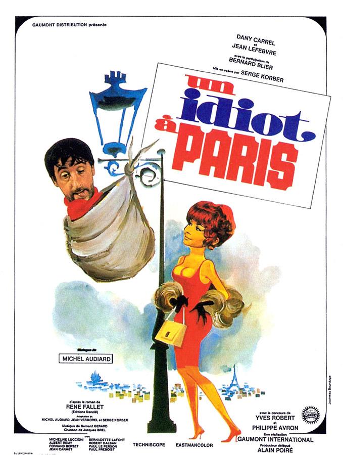 Un idiot à Paris (Serge Korber, 1967)