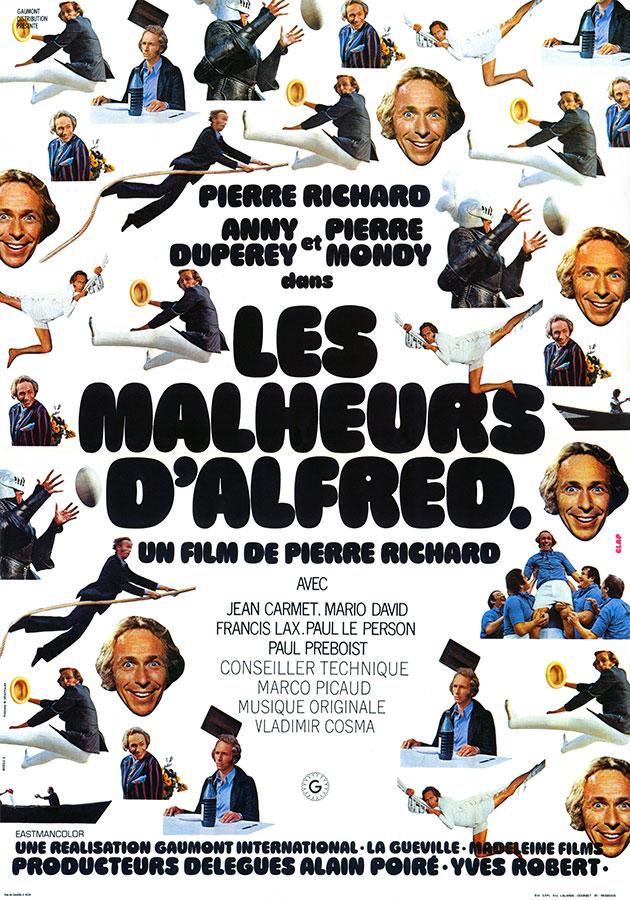 Les Malheurs d'Alfred (Pierre Richard, 1971)