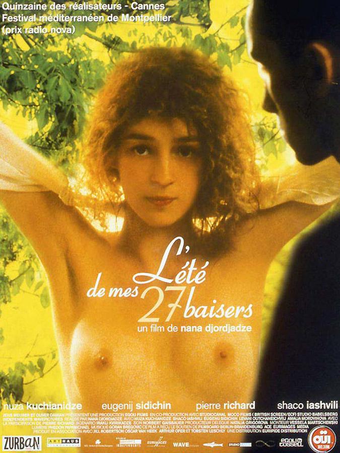 L'Été de mes 27 baisers (Nana Djordjadze, 2000)