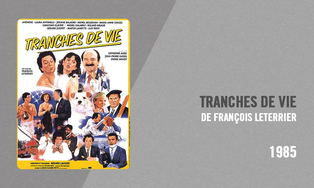Filmographie Pierre Richard - Tranches de vie (François Leterrier, 1985)