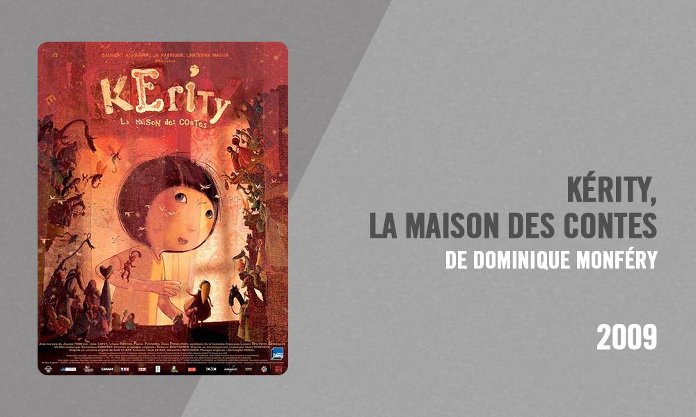 Filmographie Pierre Richard - Kérity, la maison des contes (Dominique Monféry, 2009)