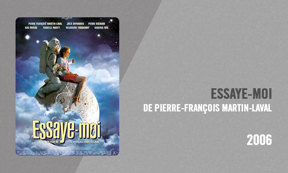 Filmographie Pierre Richard - Essaye-moi (Pierre-François Martin-Laval, 2006)
