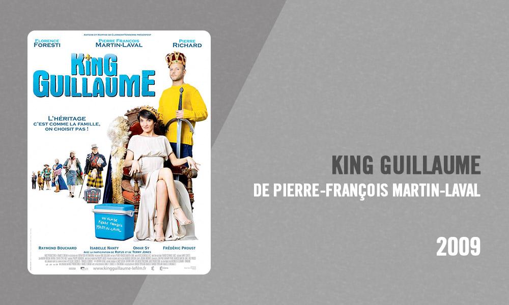 Filmographie Pierre Richard - King Guillaume (Pierre-François Martin-Laval, 2009)
