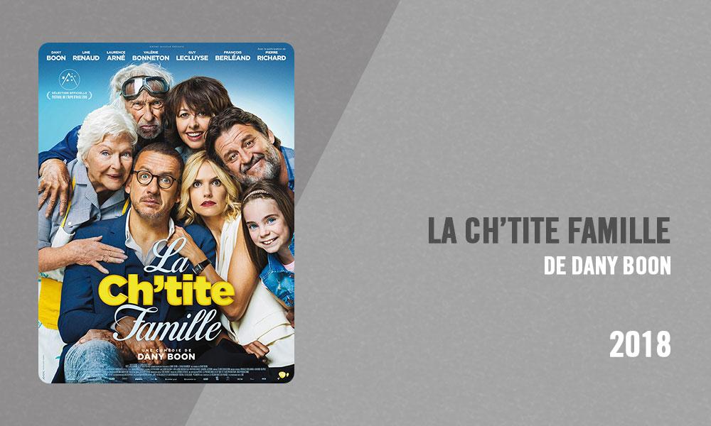 Filmographie Pierre Richard - La Ch'tite famille (Dany Boon, 2018)