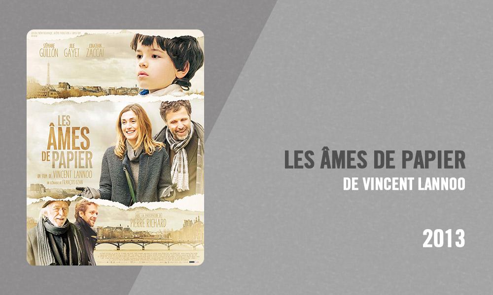 Filmographie Pierre Richard - Les Âmes de papier (Vincent Lannoo, 2013)