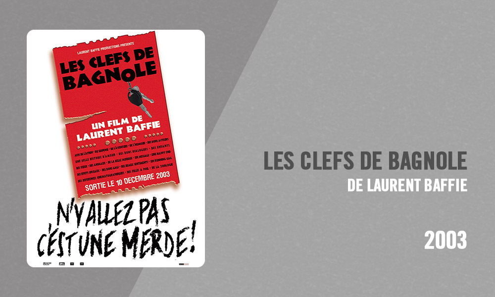 Filmographie Pierre Richard - Les Clefs de bagnole (Laurent Baffie, 2003)