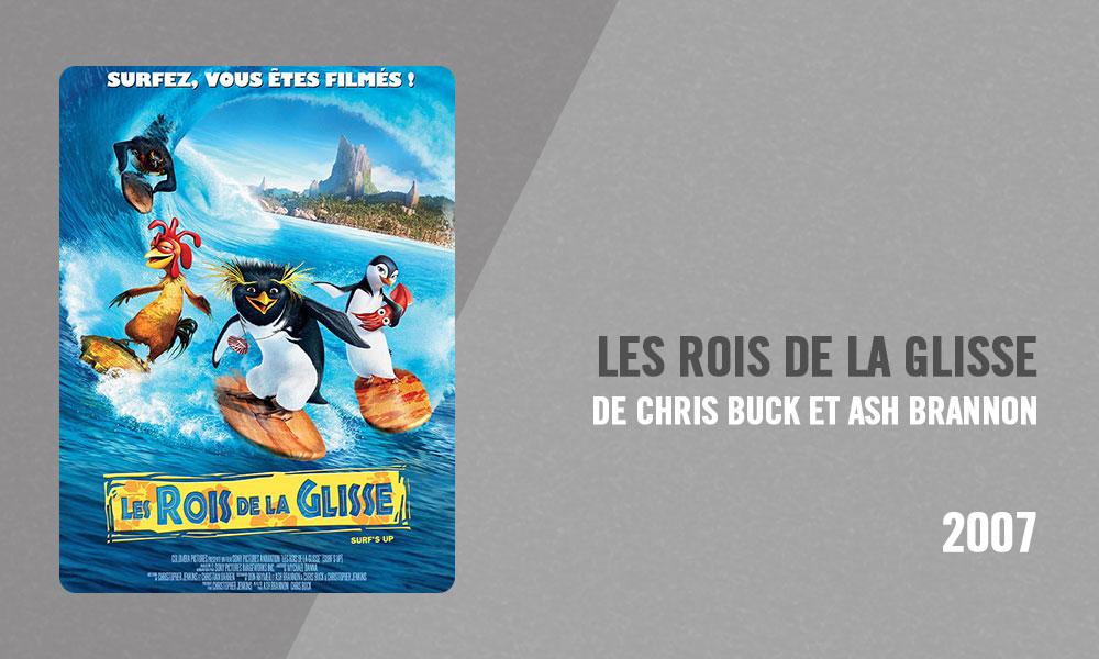 Filmographie Pierre Richard - Les Rois de la glisse (Chris Buck et Ash Brannon, 2007)