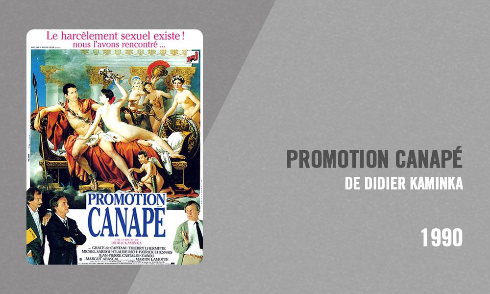 Filmographie Pierre Richard - Promotion canapé (Didier Kaminka, 1990)