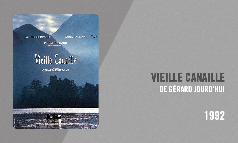 Filmographie Pierre Richard - Vieille canaille (Gérard Jourd'hui, 1992)