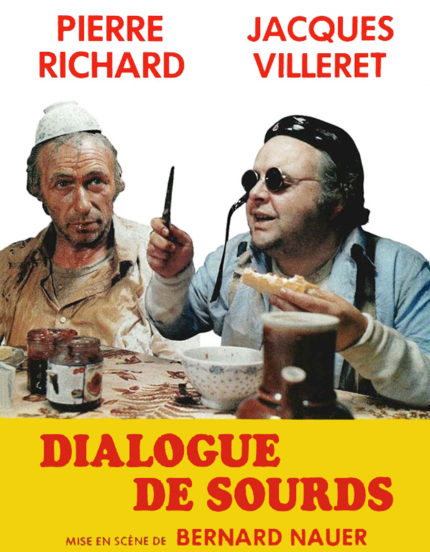 Dialogue de sourds (Bernard Nauer, 1985)