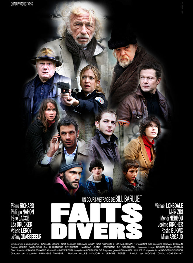Faits divers (Bill Barluet, 2007)