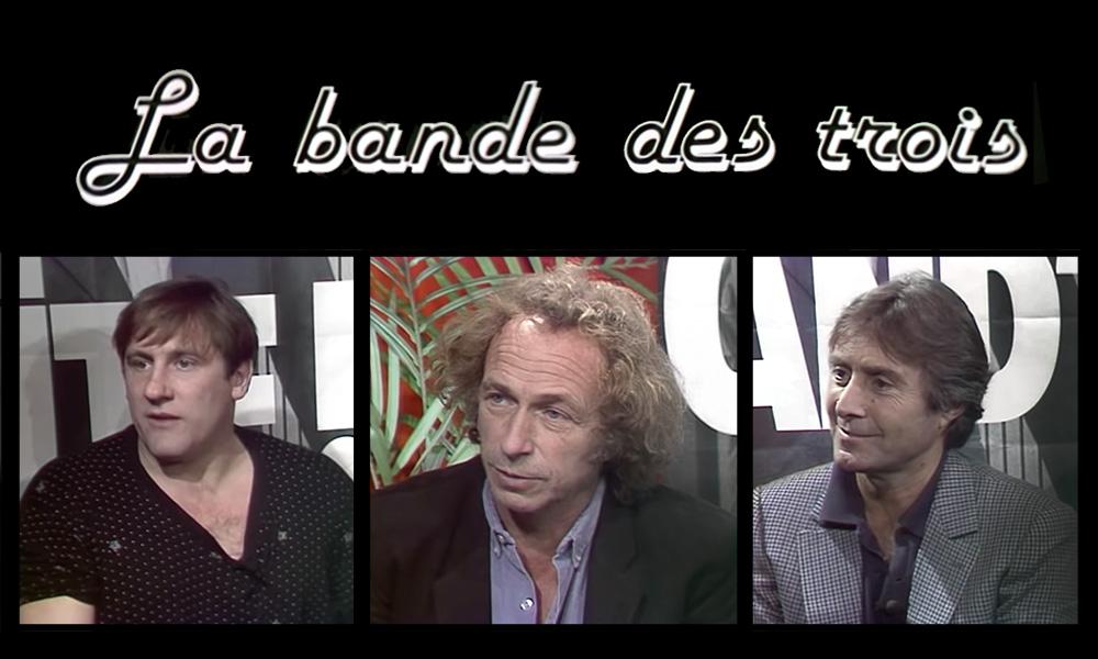 Gérard Depardieu, Pierre Richard, Francis Veber : la bande des trois