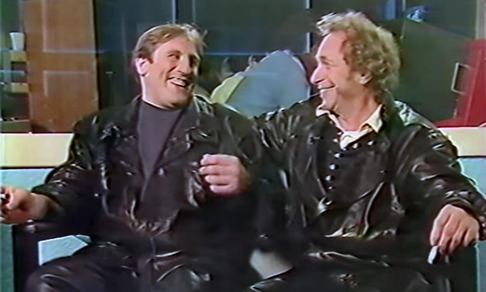 Le Zénith de Pierre Richard et Gérard Depardieu
