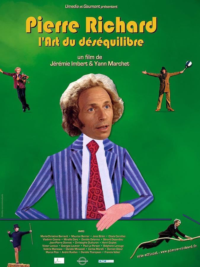 Pierre Richard, l'Art du déséquilibre (Jérémie Imbert et Yann Marchet, 2005)