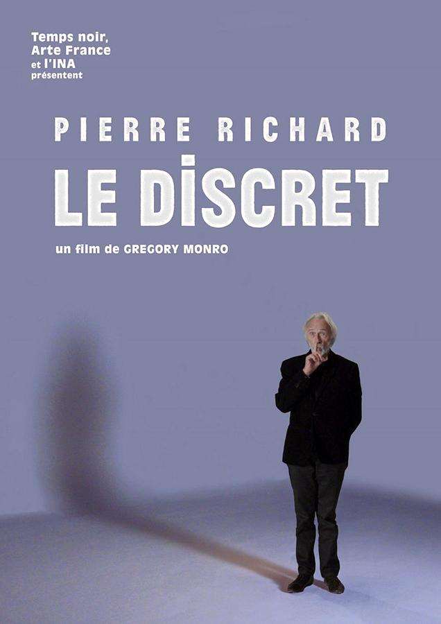 Pierre Richard, le discret (Grégory Monro, 2018)