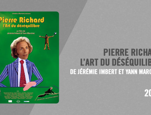 Pierre Richard, l'Art du déséquilibre