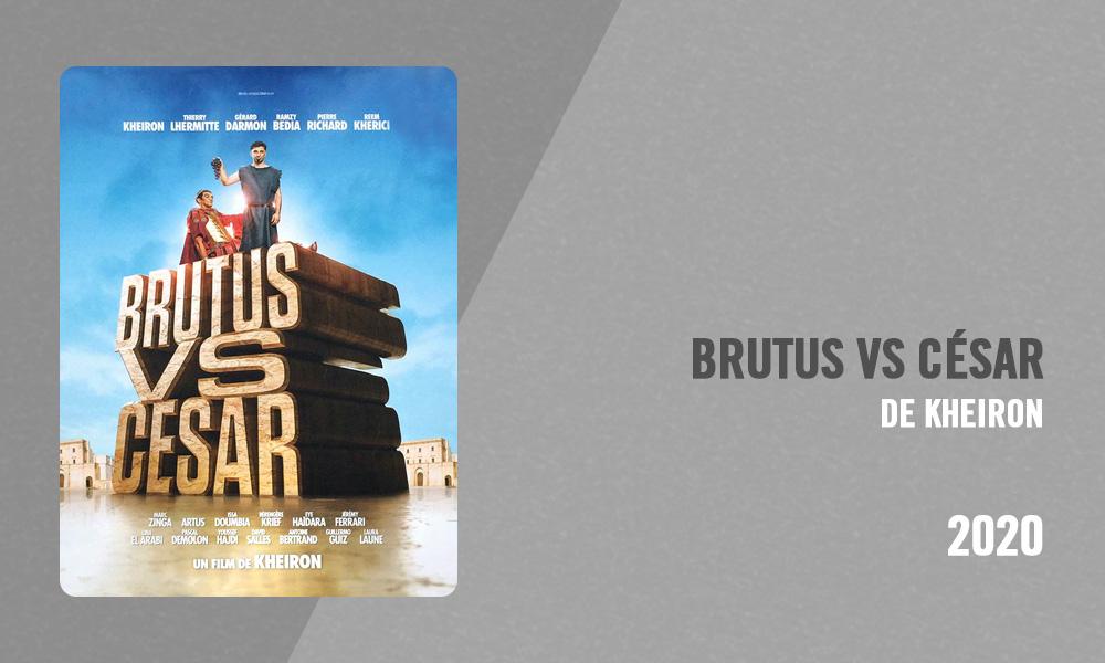 Filmographie Pierre Richard - Brutus vs César (Kheiron, 2020)