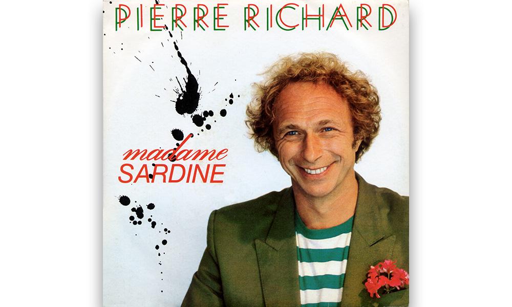 Pierre Richard chante Madame Sardine (François Bernheim)