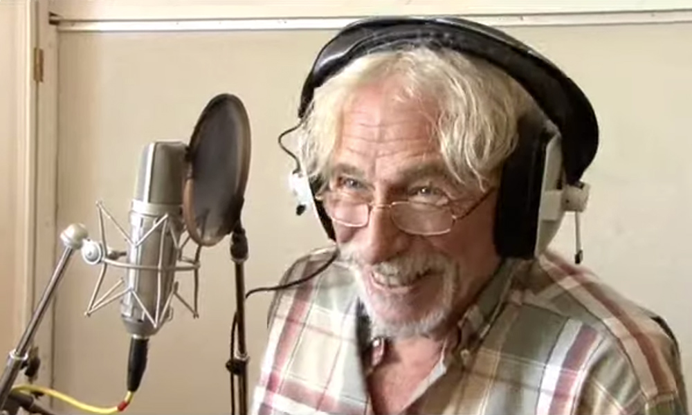 Pierre Richard chante La Chanson de Pierre (Iva Frühlingova)