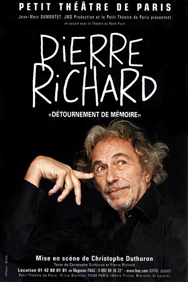 Détournement de mémoire de Pierre Richard et Christophe Duthuron (2003)