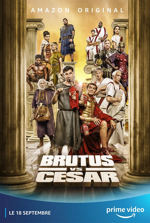 Brutus vs César (Kheiron, 2020) - affiche teaser